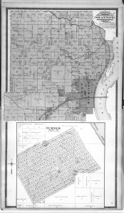 Standard Atlas of Atchison County, 1903. Courtesy KSHS, DaRT ID: 209399